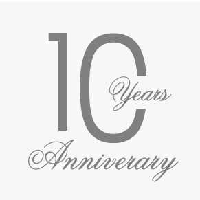 image of 10 year anniversary text