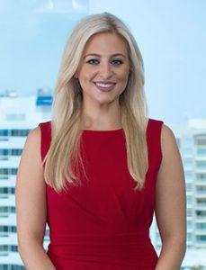 portrait of Elizabeth Schoenthal, Florida Attorney
